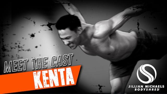 BODYSHRED Cast: Kenta