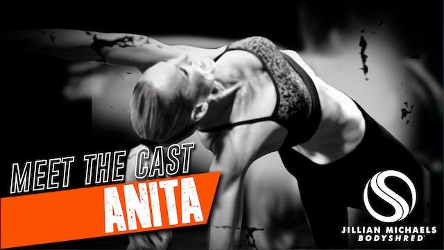 BODYSHRED Cast: Anita