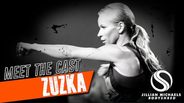 BODYSHRED Cast: Zuzka