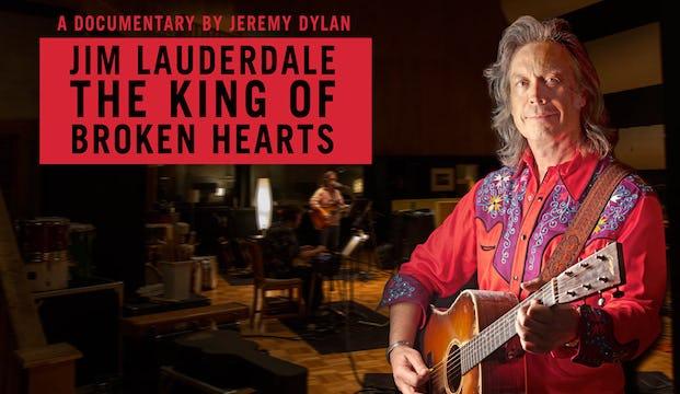 Jim Lauderdale: The King of Broken Hearts