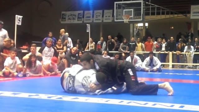 Gracie Nationals Super Fight - Sean Roberts