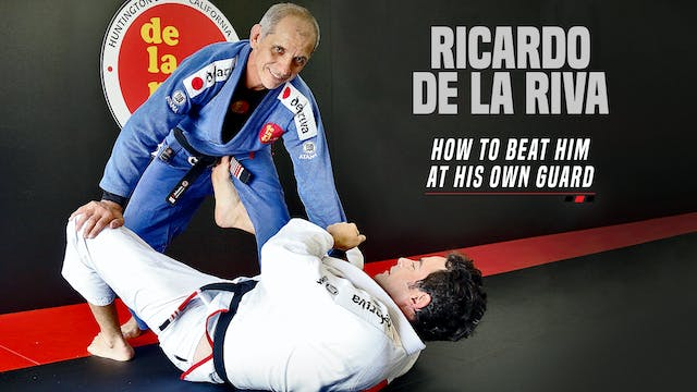 Ricardo De la Riva - Beat Him at His Own Guard