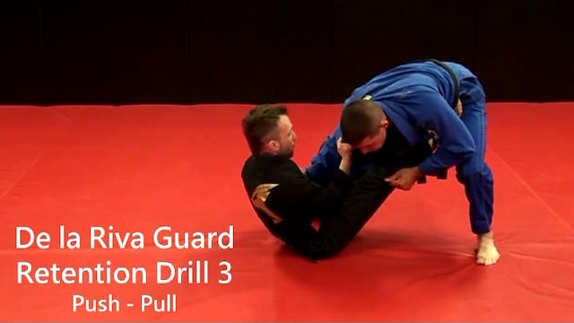 03. DLR Retention Drill 3 Push Pull