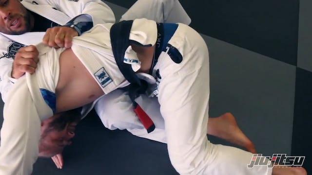 Close Guard to Back - Andre Galvao