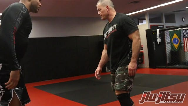 Chin Whip Guillotine - Jocko Willink