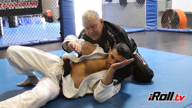 Head Choke From Kaza Katami - Erik Pa...