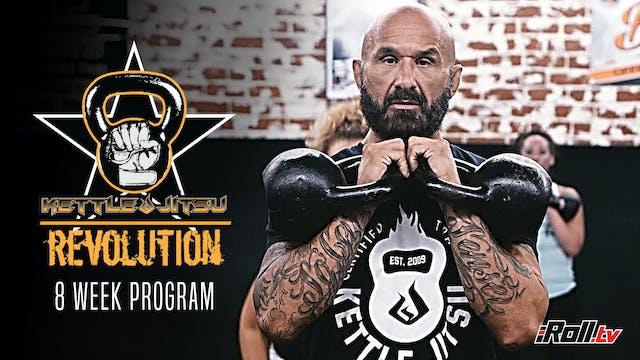 Kettle Jitsu Revolution