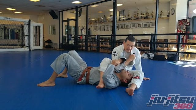 Attacking with the armbar - Henry Akins