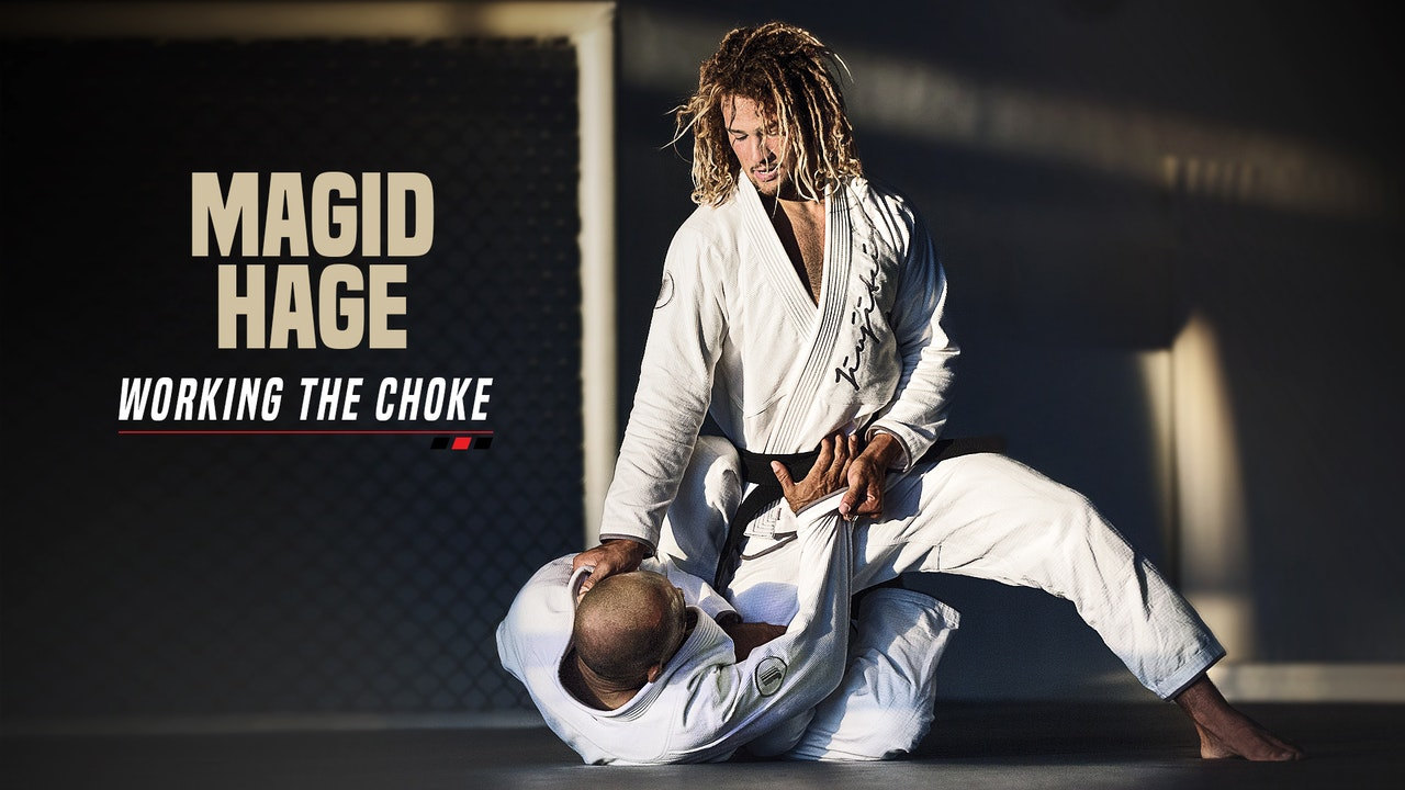 Magid Hage - Working the Choke