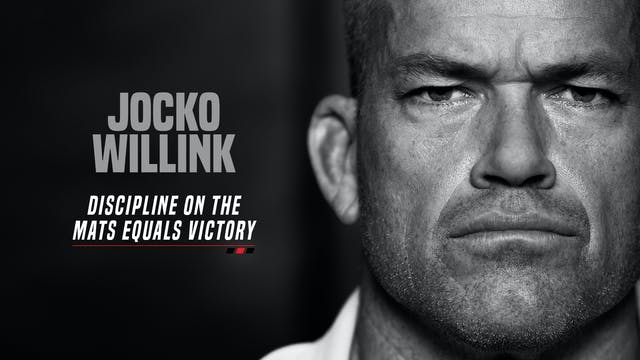 Jocko Willink - Discipline on the Mats