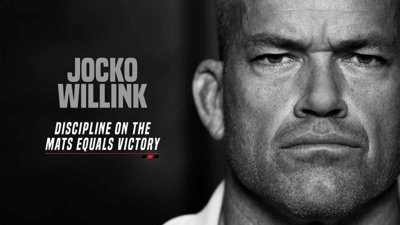 Jocko Willink - Discipline on the Mats