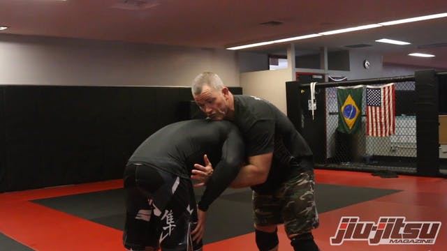Tie Up to Cobra Choke - Jocko Willink