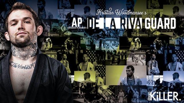 Kristian Woodmansee AP De la Riva Guard