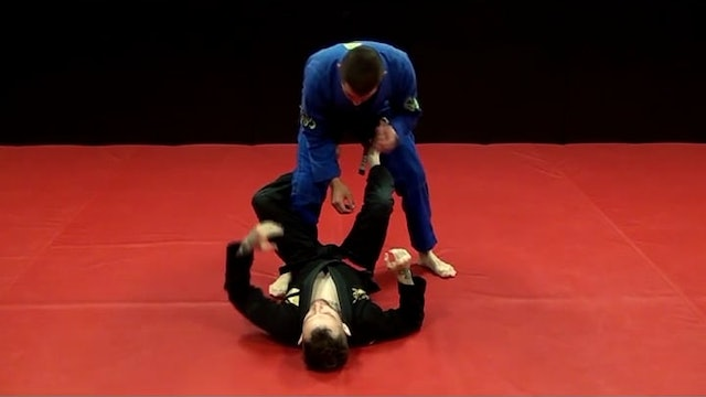11. DLR Cross Collar Armbar