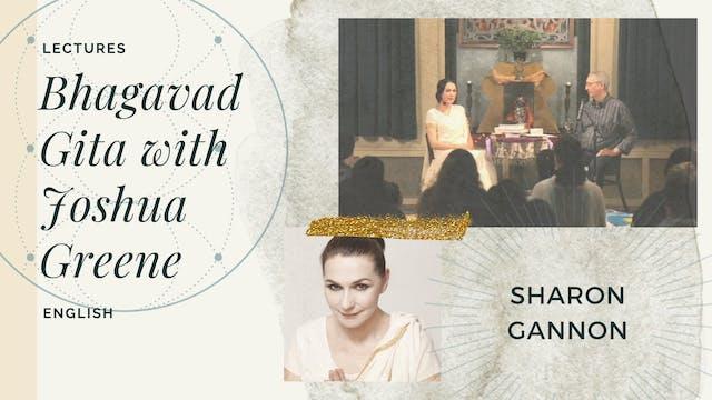 भगवद्गीता Bhagavad-Gītā - Sharon Gann...