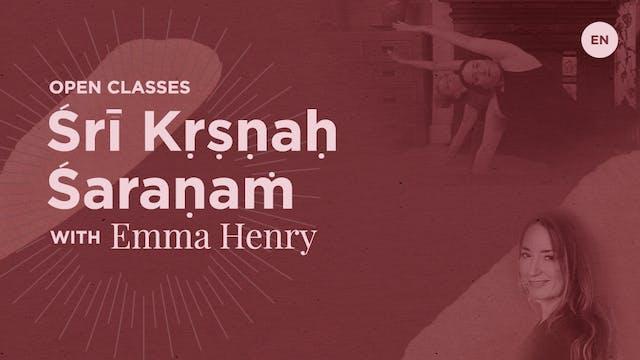 """[Live] 90m Open Class """"Śrī Kṛṣṇaḥ Śar..."""