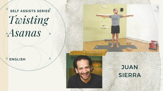 """Self-Assists Series: 65min """"Twists"""" - Juan Sierra (in English)"""