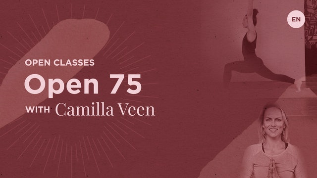 [Live] 75m Open - Camilla Veen