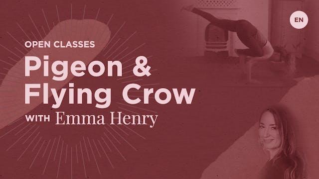 """[Live] 90m Open Class """"Pigeon & Flyin..."""