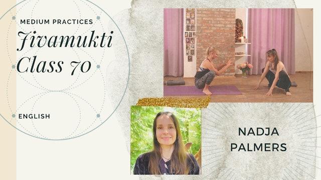 70min Class - Nadja Palmers