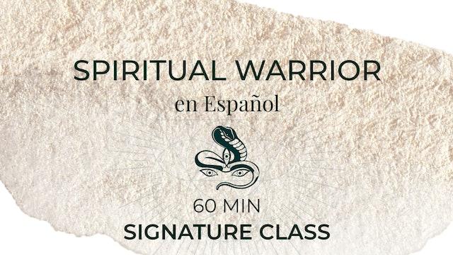 Spiritual Warrior (en Español)