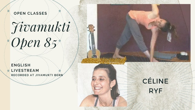 [livestream] 21 May '20 85m Jivamukti Open - Céline