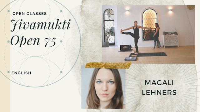 75min Open Class - Magali Lehners (in English)