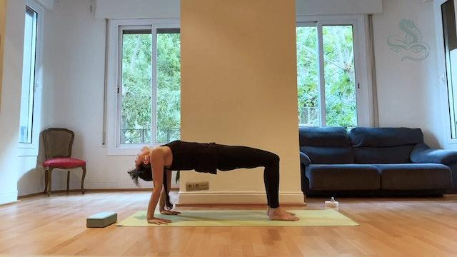 [Live] 90m Basics - 'Class 3 Backward Bending' - Olga Oskorbina