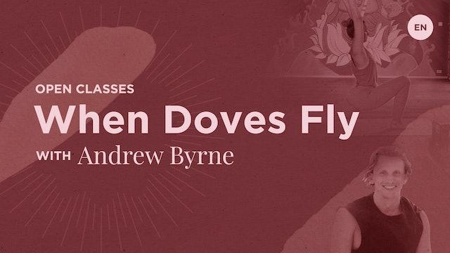 70m Open 'When Doves Fly' - Andrew Byrne