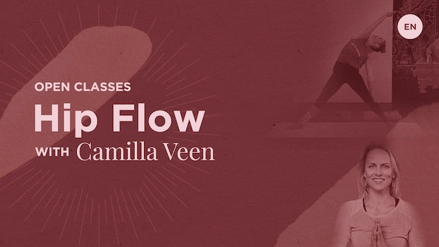 [Live] 95m Open 'Hip Flow' - Camilla Veen