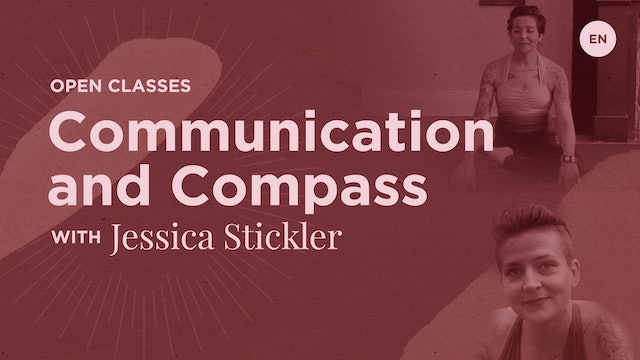 [Live] 75m Open 'Communication and Compass' - Jessica Stickler