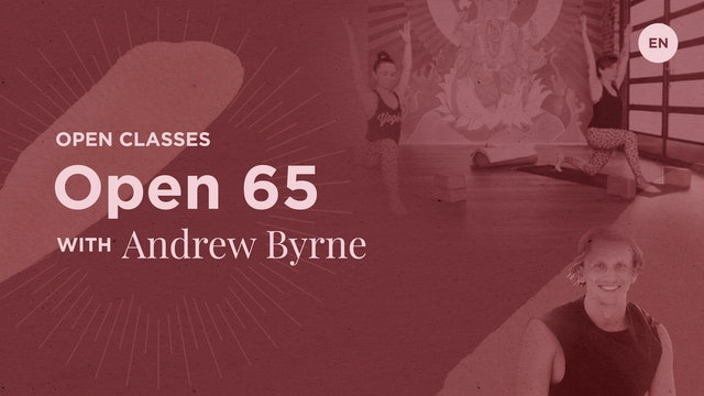 [livestream] 23 Apr '20 65m Open Class - Andrew Byrne (English)