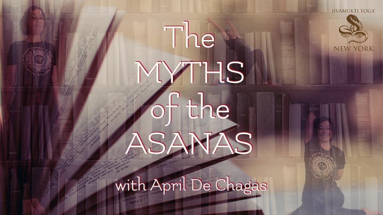 Series: The Myths of the Asanas