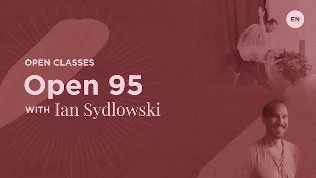 95min Jivamukti Open Class - Ian Sydlowski