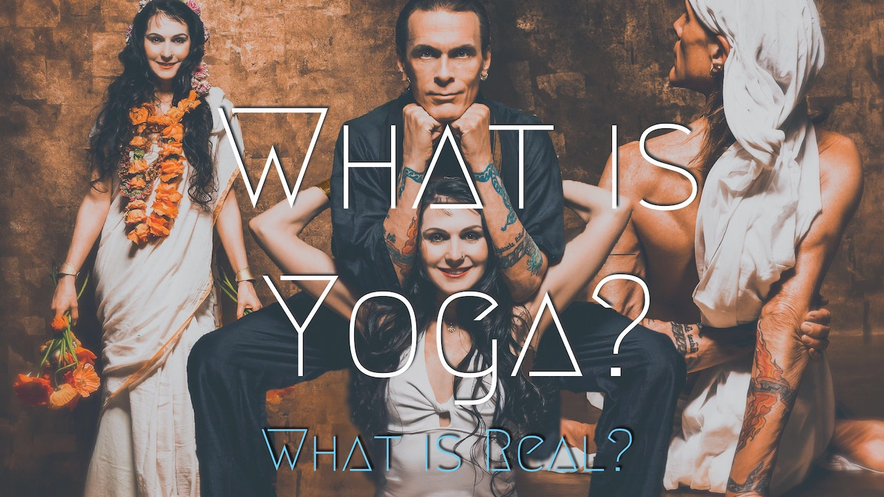 Series: What Is Yoga?