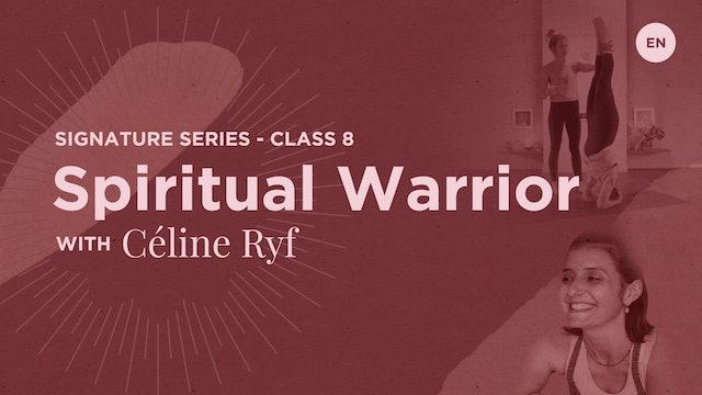 60m Spiritual Warrior - Celine Ryf