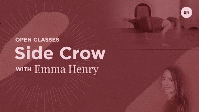 "[Live] 90m Open Class ""Side Crow""  Emma Henry (95v2)"