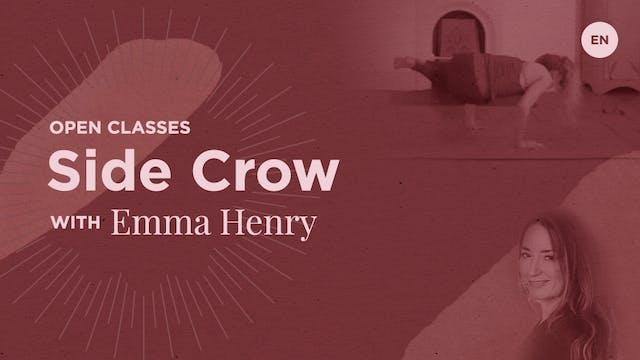 "[Live] 90m Open Class ""Side Crow""  Em..."