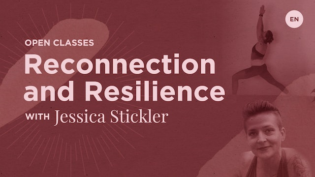[Live] 75m Open 'Reconnection and Resilience' - Jessica Stickler