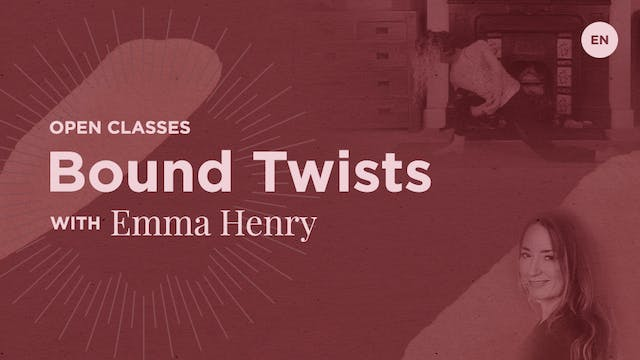 "[Live] 90m Open Class ""Bound Twists"" ..."