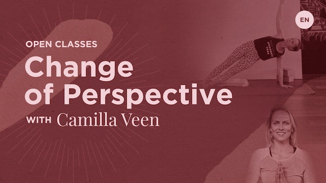 [Live] 75m Open 'Change of Perspective' - Camilla Veen