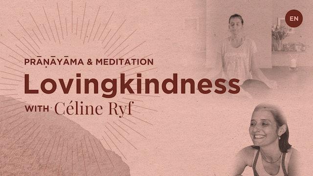 20m Meditation 'Lovingkindness' - Celine Ryf