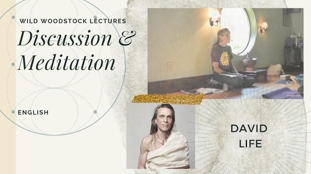 Woodstock - 20th A Q&A Discussion (David Life)