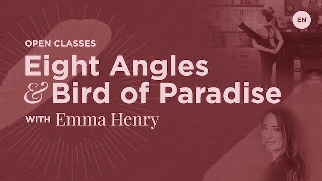 """[Live] 90m Open Class """"Eight Angles &..."""