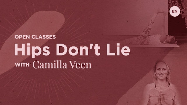 [Live] 45m Open Express 'Hips Don't Lie' - Camilla Veen