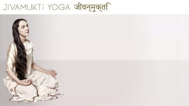 Pranayama & Meditation with Sharonji
