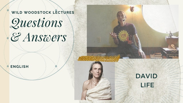 Woodstock - 20th B Q&A (David Life)