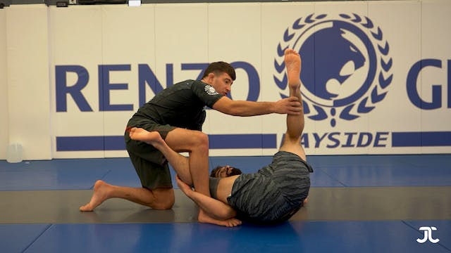 Countering Inverted Guard