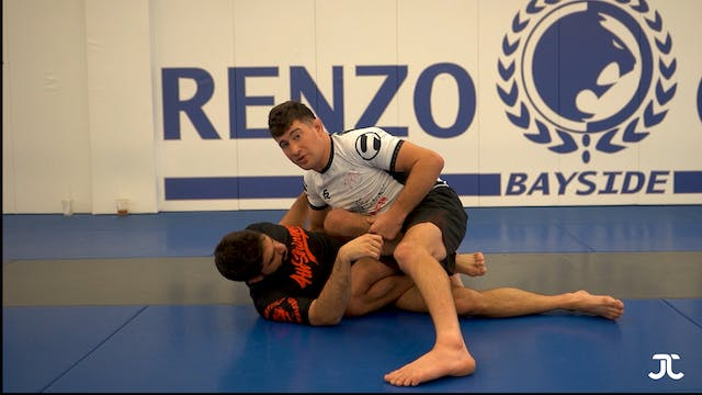 Butterfly Guard Passing