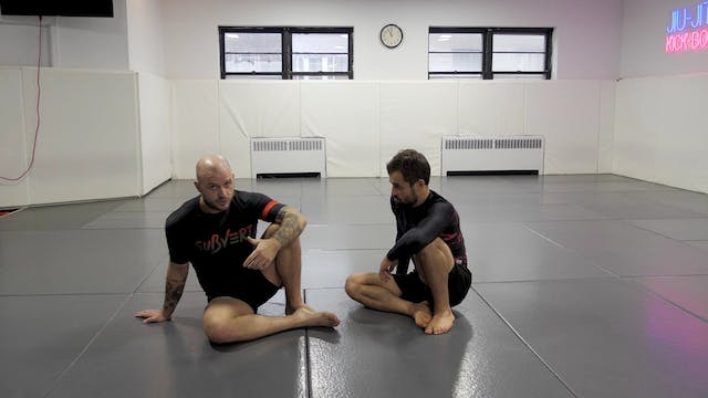 How to Structure your BJJ Learning